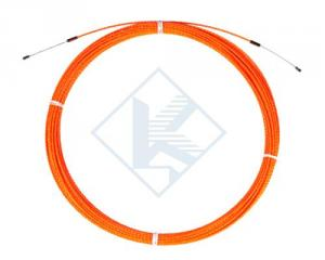 Single Line Fish Tape (Orange) + wire tubing (Full Set)